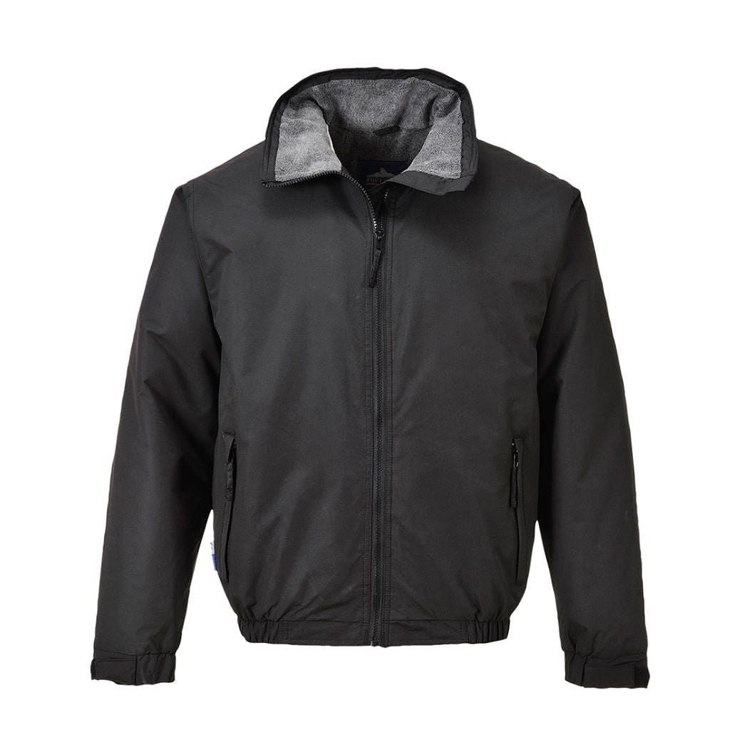 Moray Bomber Jacket S538 Black