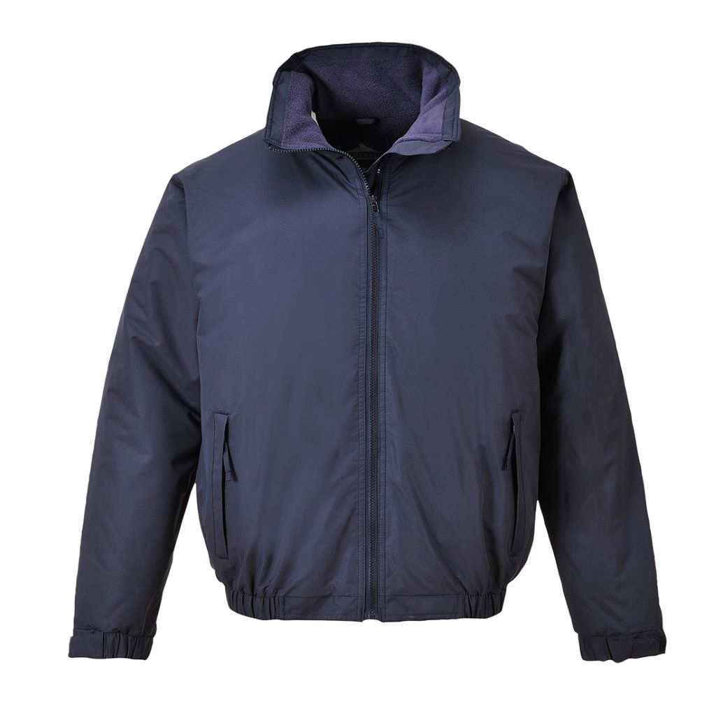 Moray Bomber Jacket S538 Navy