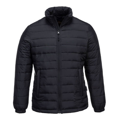 Aspen Ladies Padded Jacket S545 Black