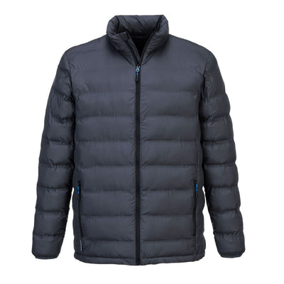 Ultrasonic Tunnel Jacket S546 MetalGrey
