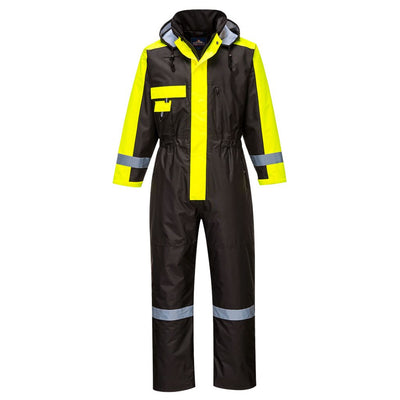 Winter Coverall S585 Black