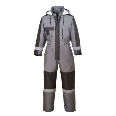 Winter Coverall S585 Grey