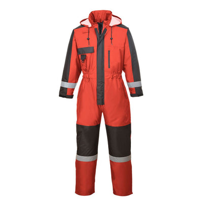 Winter Coverall S585 Red