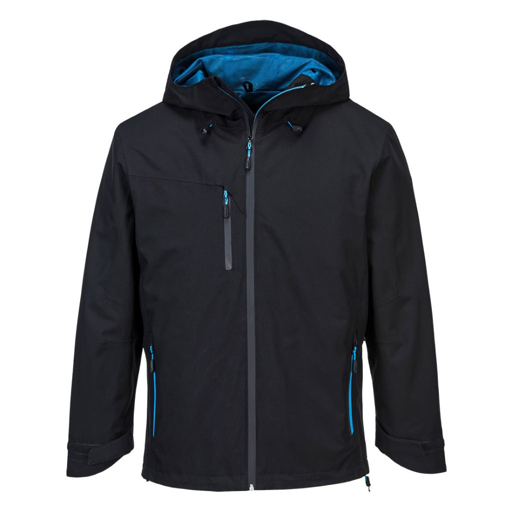 Portwest X3 Shell Jacket S600 Black