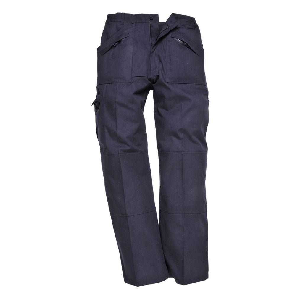 Classic Action Trousers S787 Navy