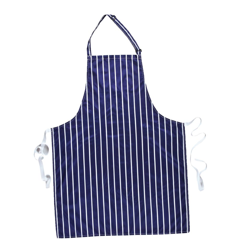 Waterproof Bib Apron S849 Navy