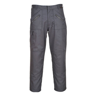 Action Trousers S887 Grey