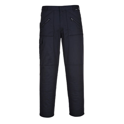 Action Trousers S887 Navy