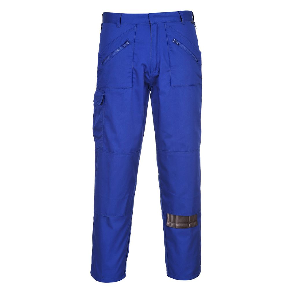 Action Trousers S887 Royal