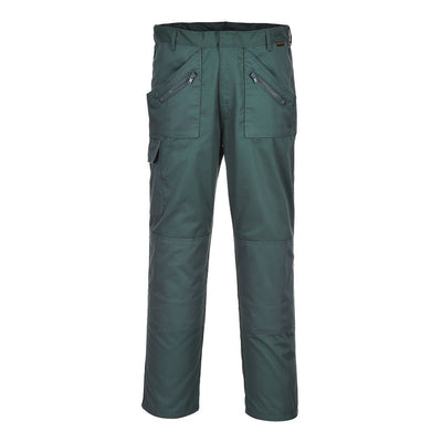 Action Trousers S887 Spruce