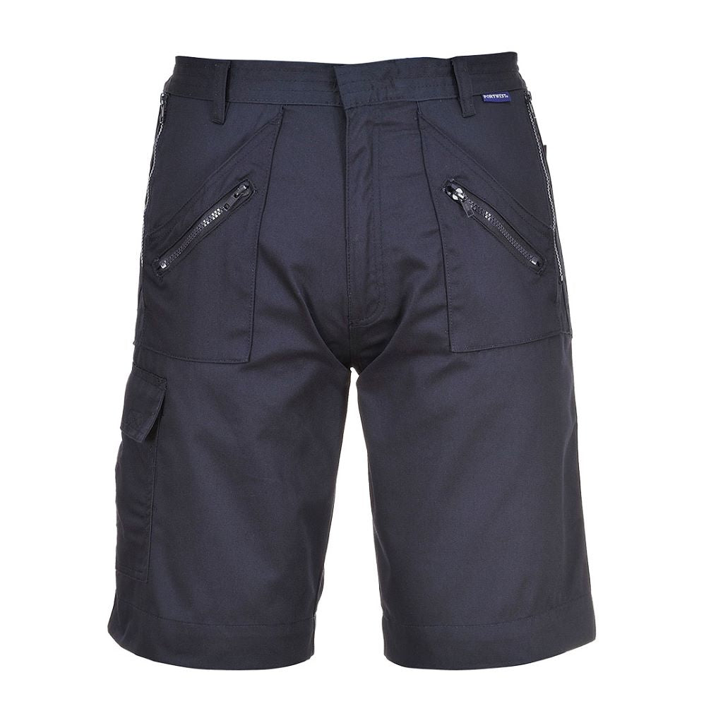 Action Shorts S889 Navy