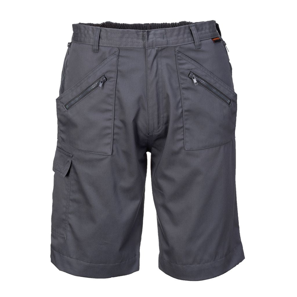 Action Shorts S889 Grey