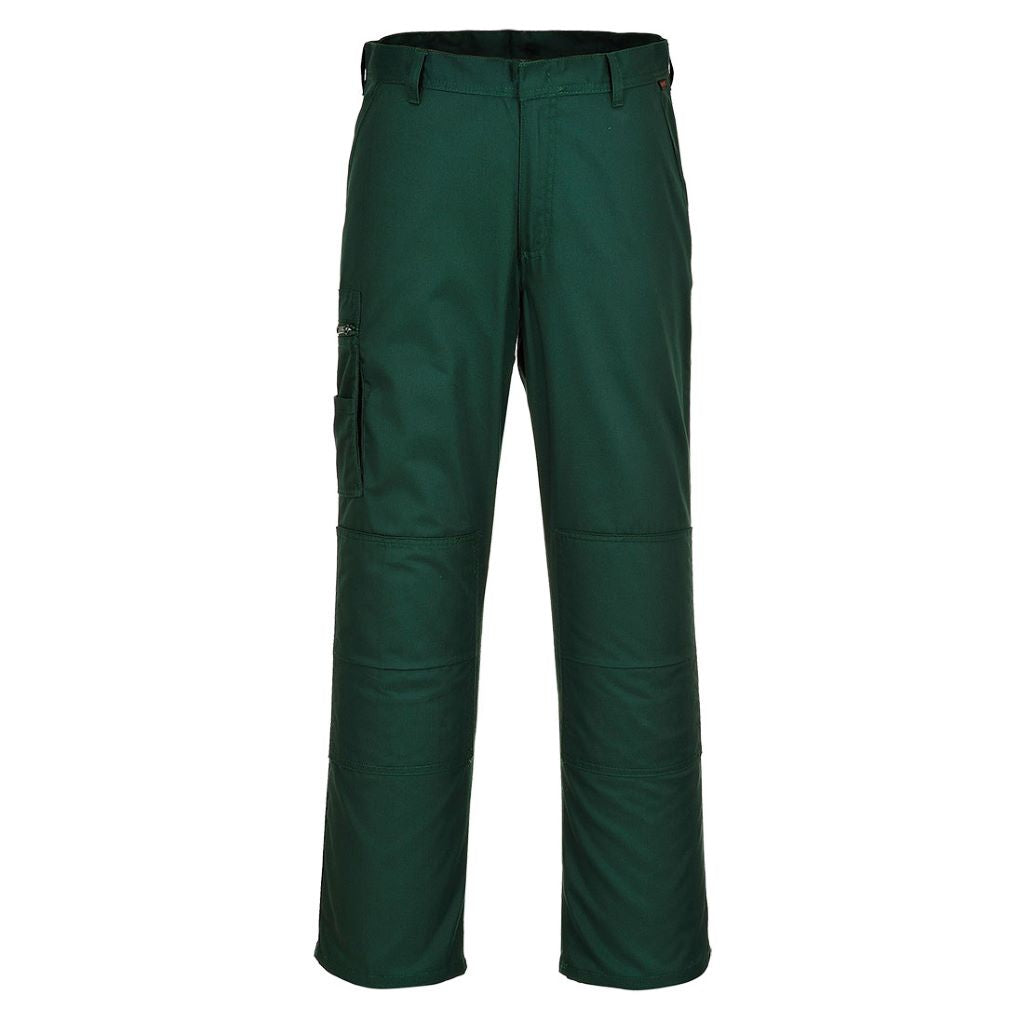 Bradford Trousers S891 BottleGreen