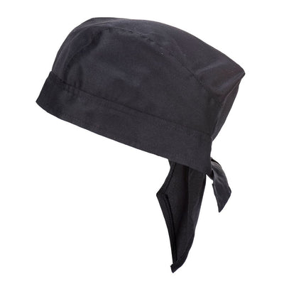 Chef Bandana S903 Black