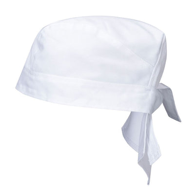 Chef Bandana S903 White