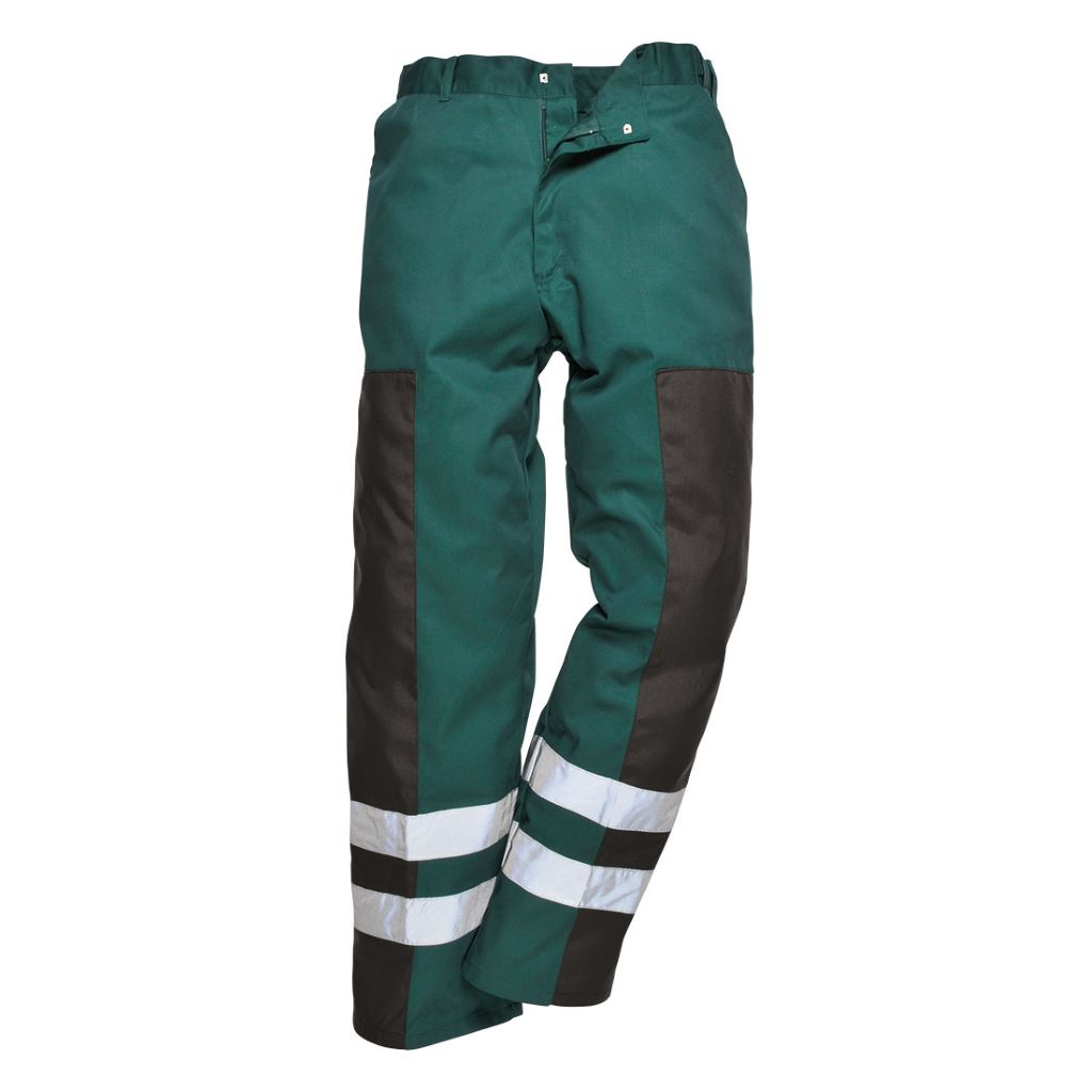 Ballistic Trousers S918 BottleGreen
