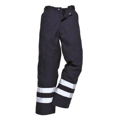 Ballistic Trousers S918 Black