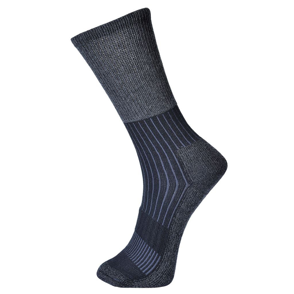 Coolmax Hiker Sock SK12 Black