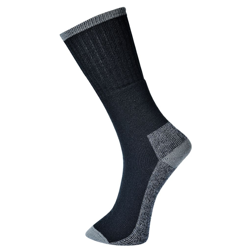 Work Sock - Triple Pack SK33 Black
