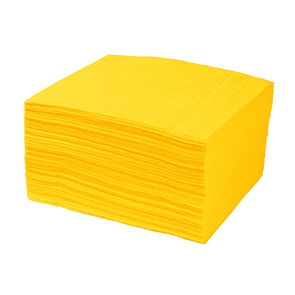 Spill Chemical Pad  (Pk200) SM80 Yellow