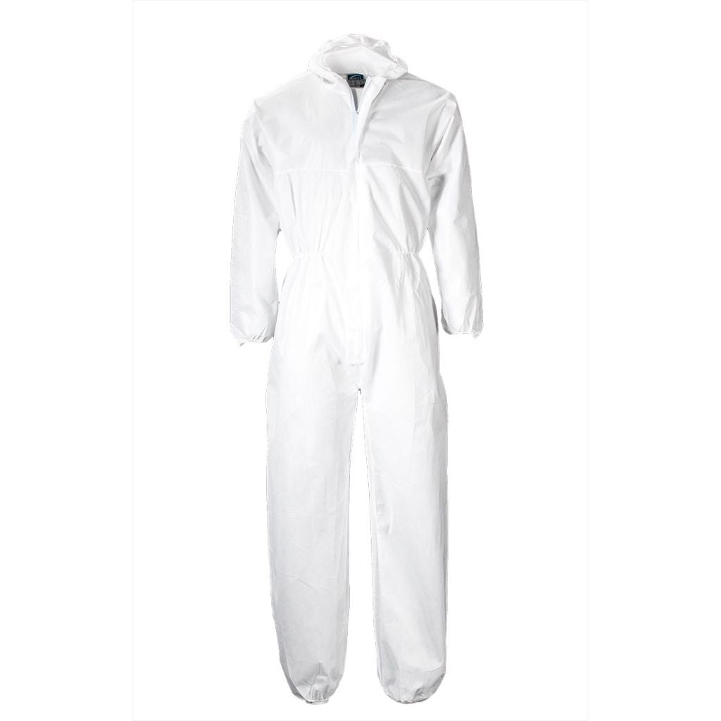 Coverall  PP 40g (120pcs) ST11 White