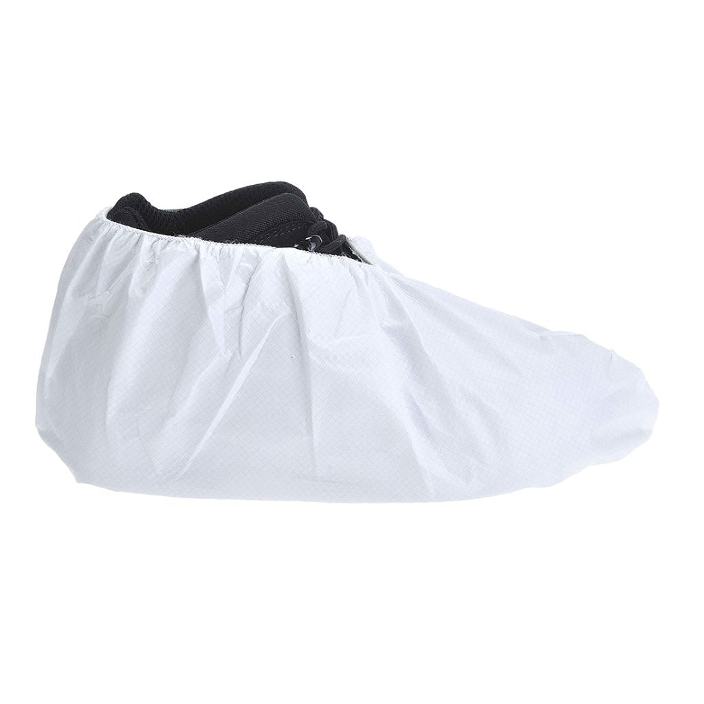 Shoe Cover PP/PE 60g (200) ST44 White