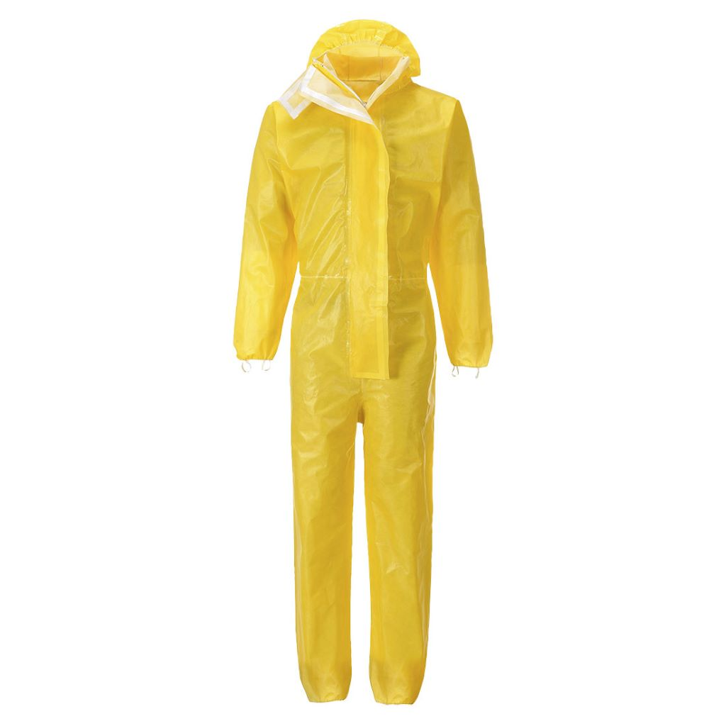 Biztex 3/4/5/6 Coverall ST70 Yellow