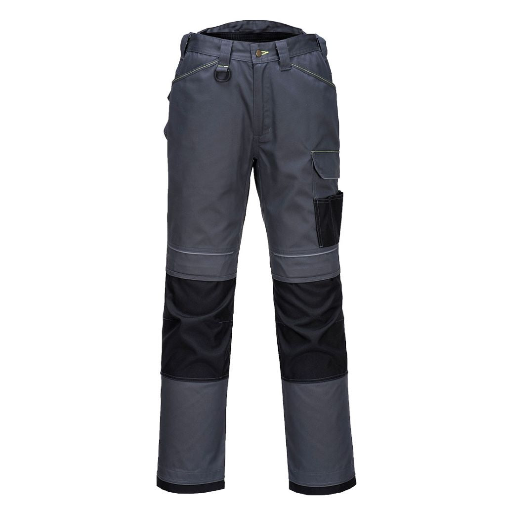 PW3 Work Trousers T601 GreyBlack