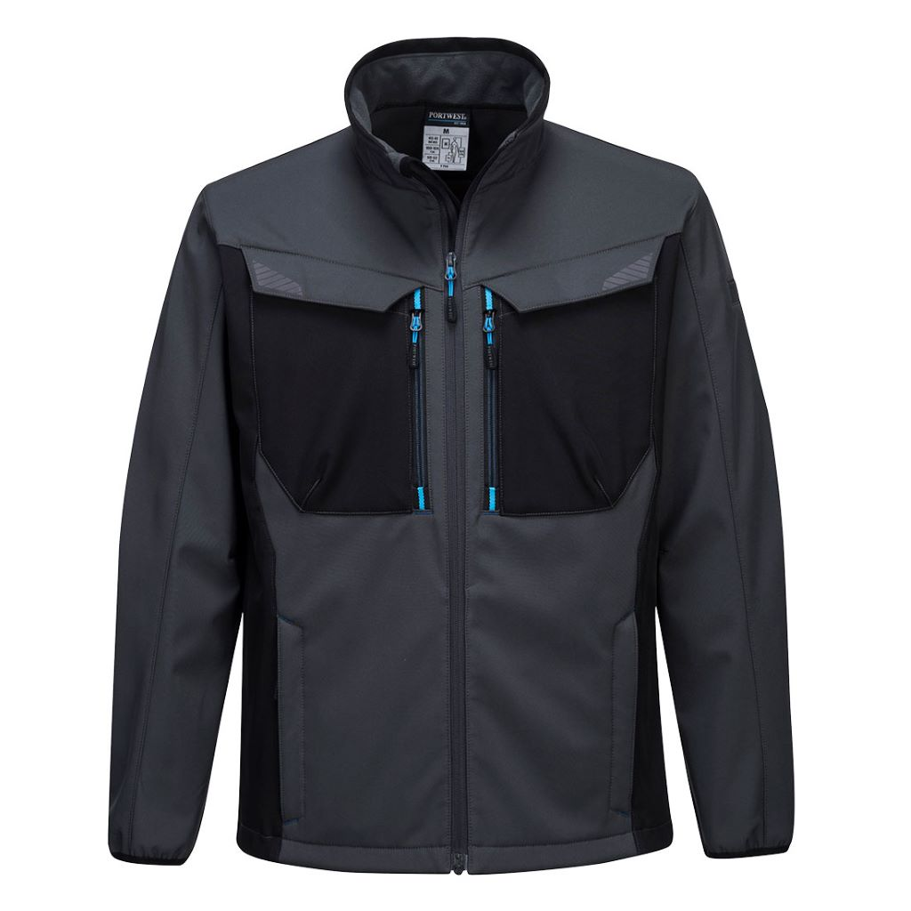 WX3 Softshell Jacket T750 MetalGrey