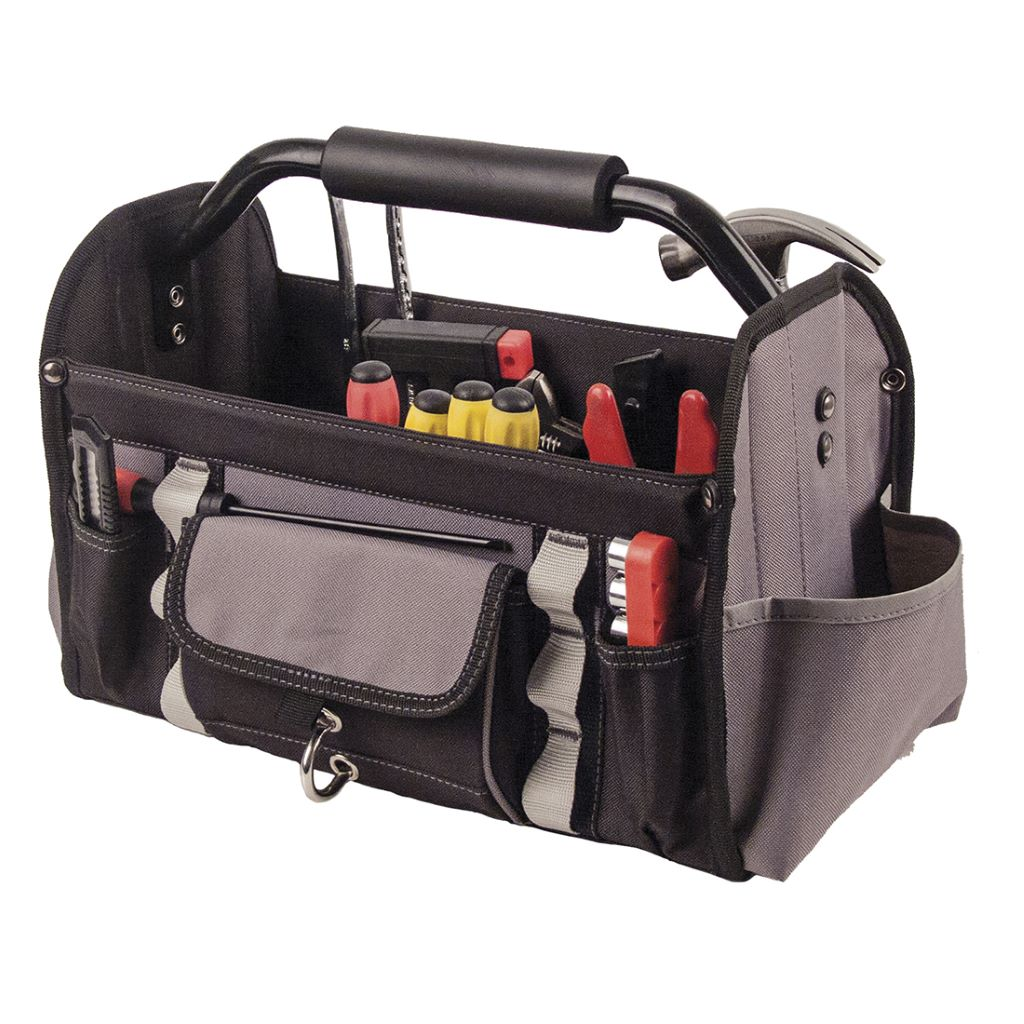 Open Tool Bag TB02 Black