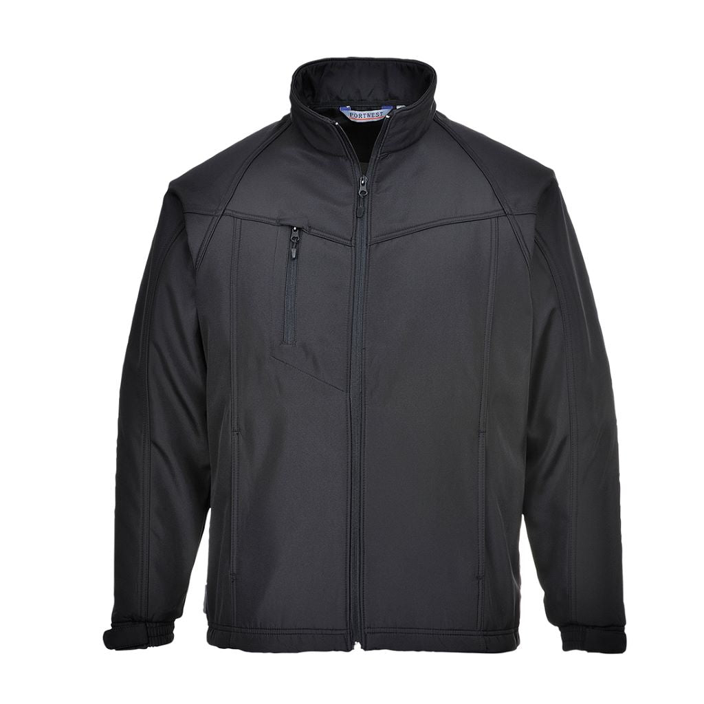 Oregon Softshell Jacket TK40 Black