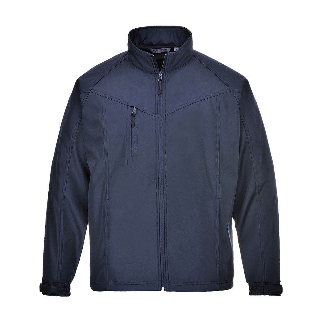 Oregon Softshell Jacket TK40 Navy