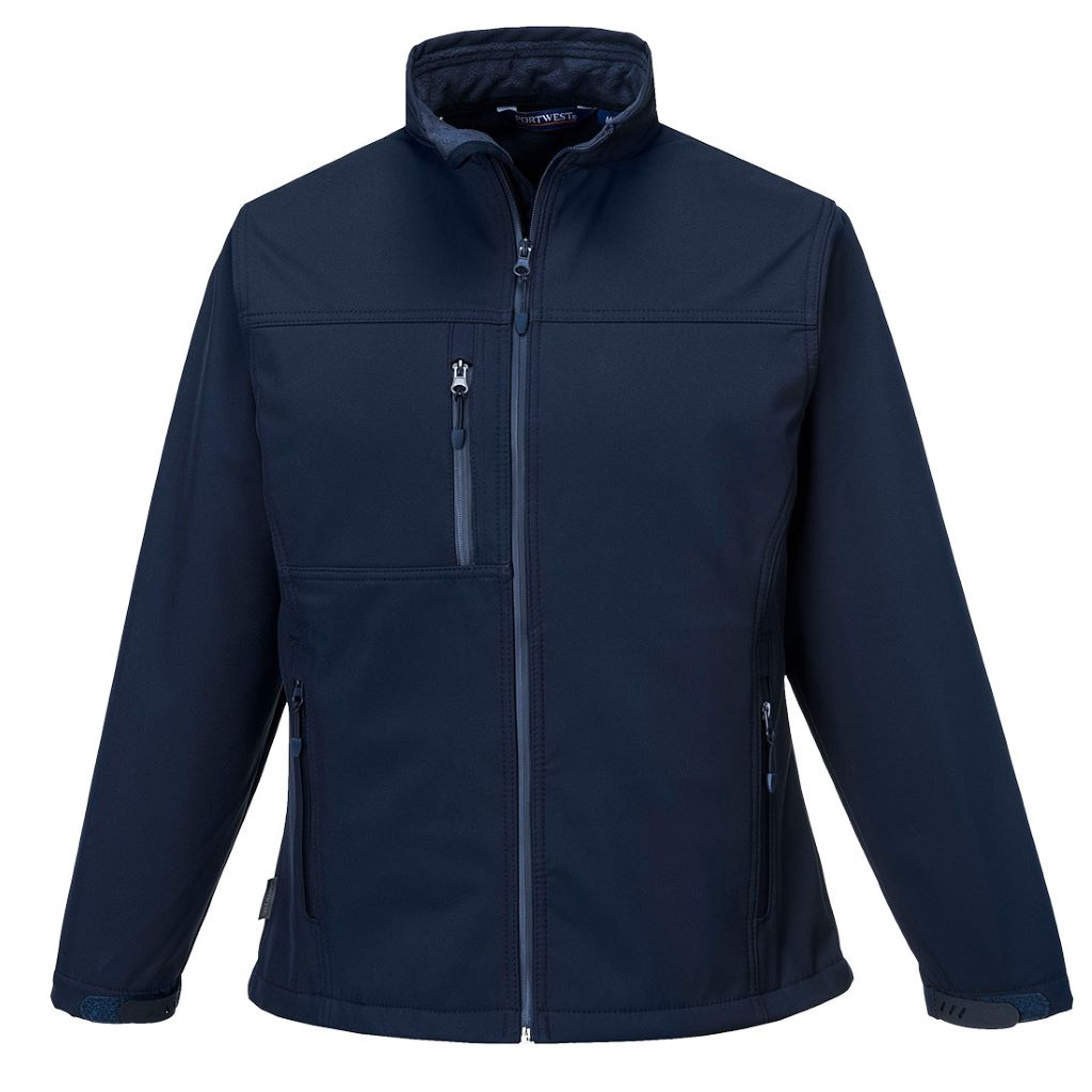 Charlotte Softshell Jacket TK41 Navy