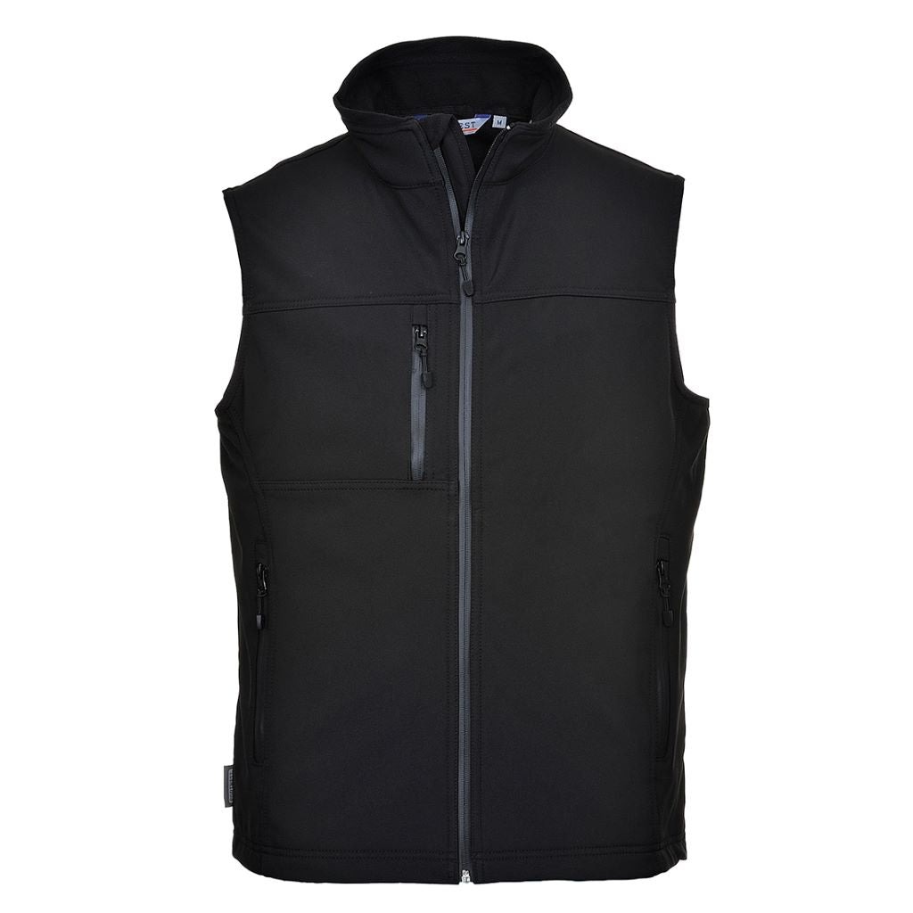 Softshell Bodywarmer TK51 Black