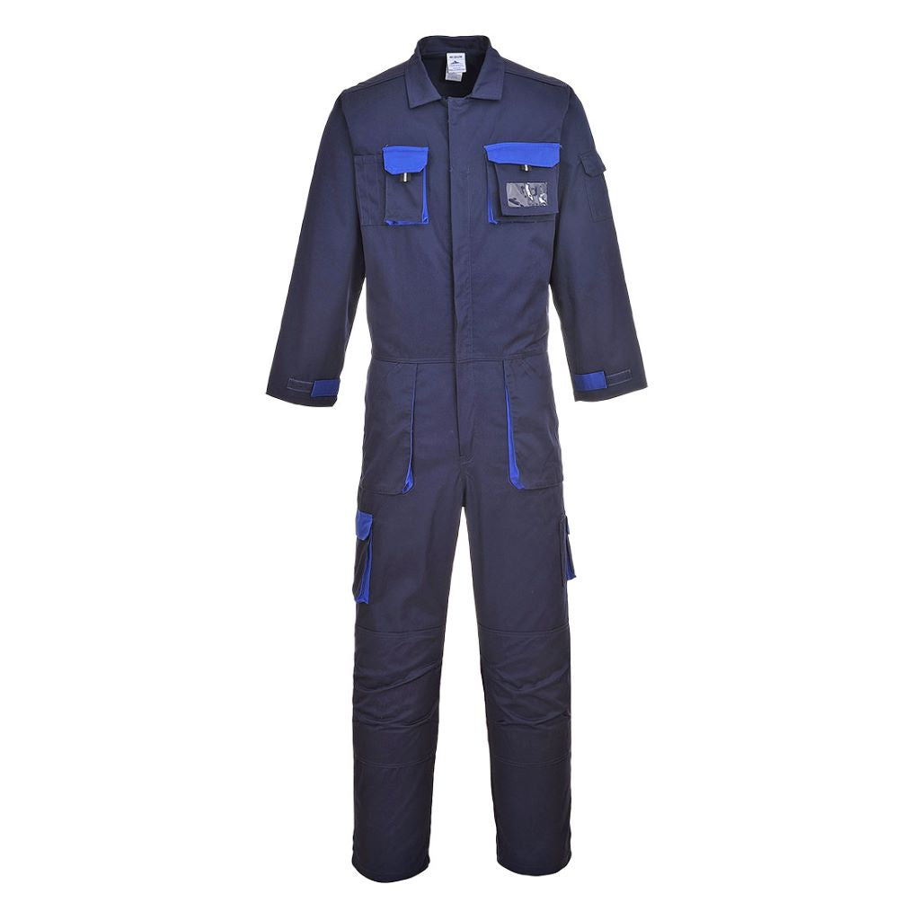 Contrast Coverall TX15 Navy