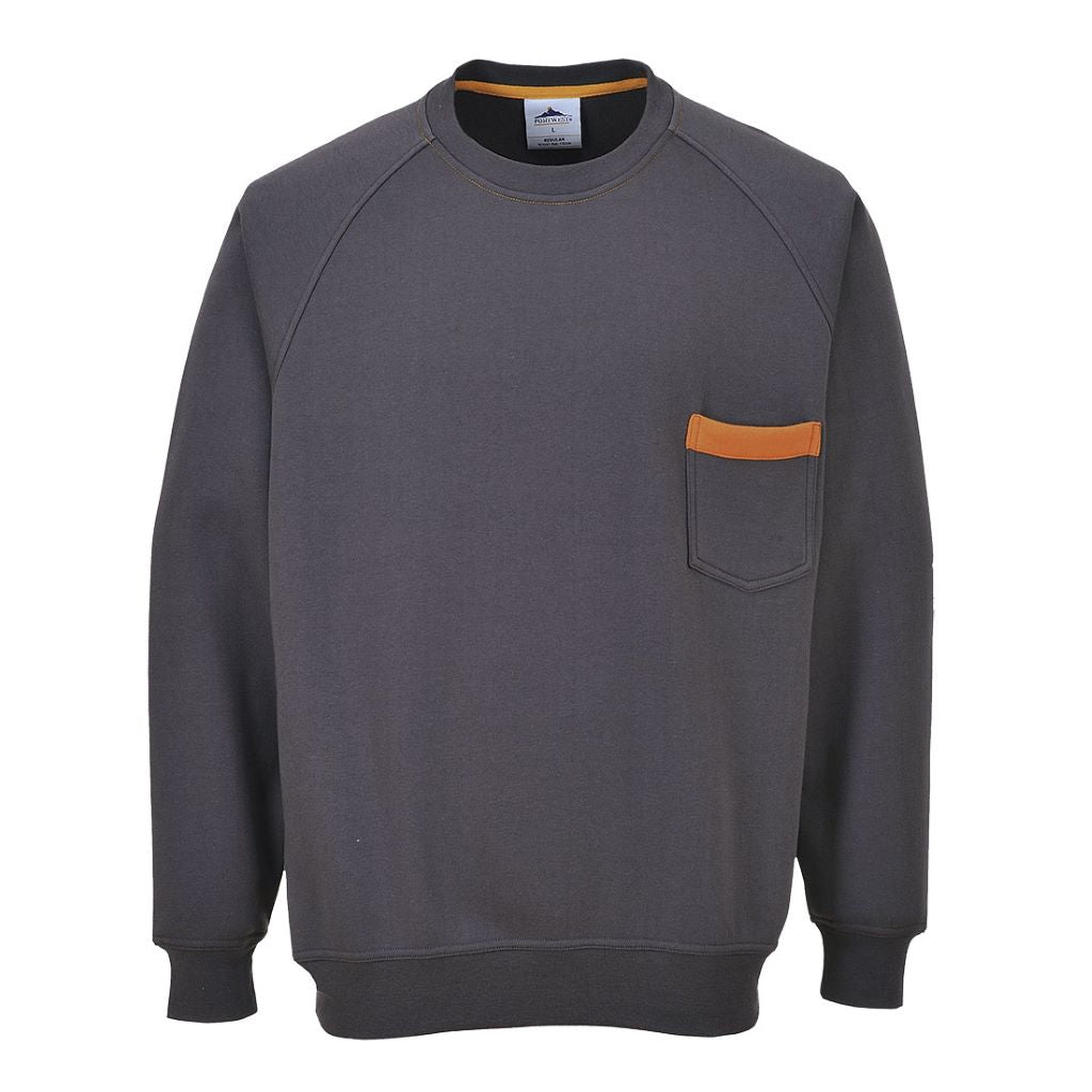 Sweatshirt TX23 Grey