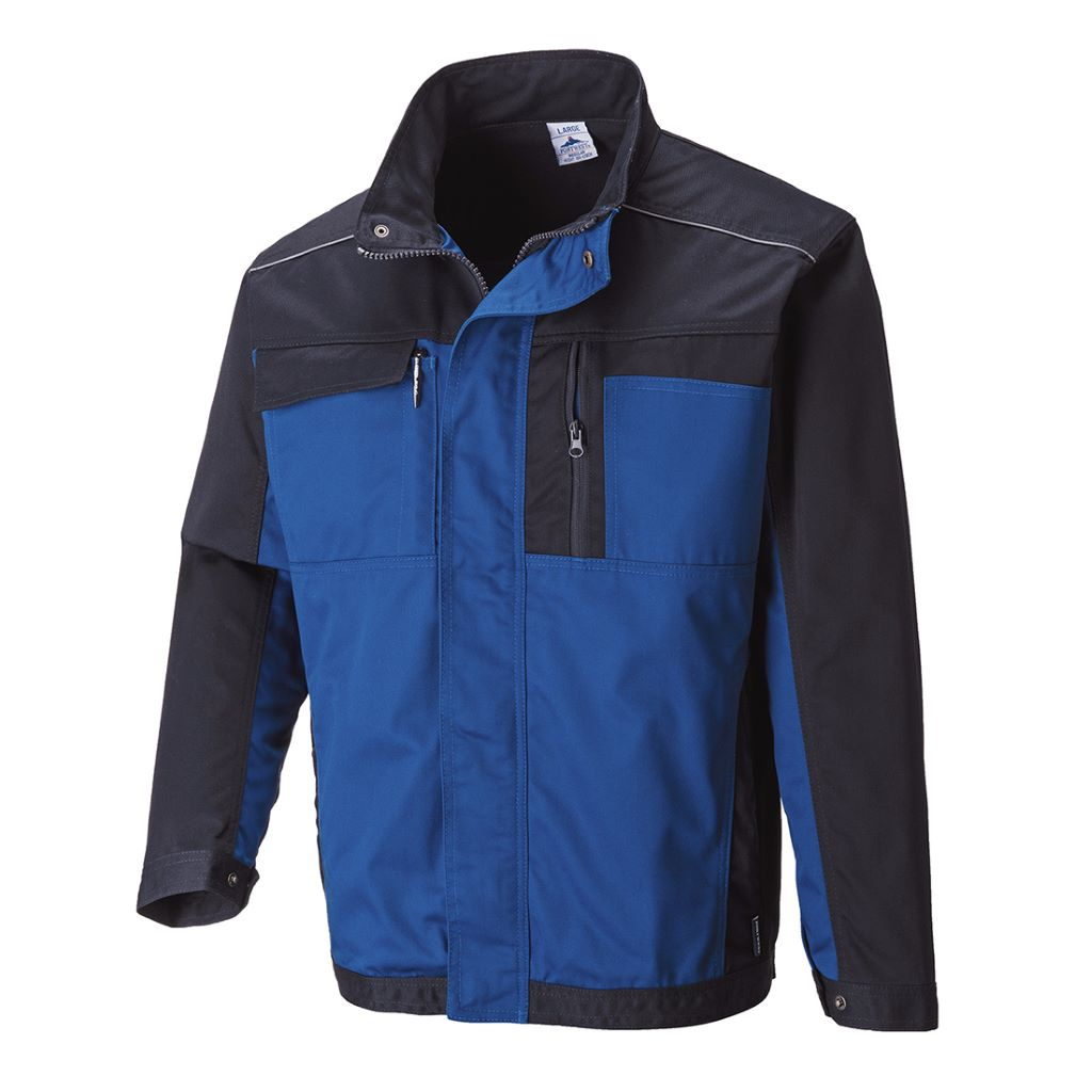Hamburg Jacket TX33 Royal