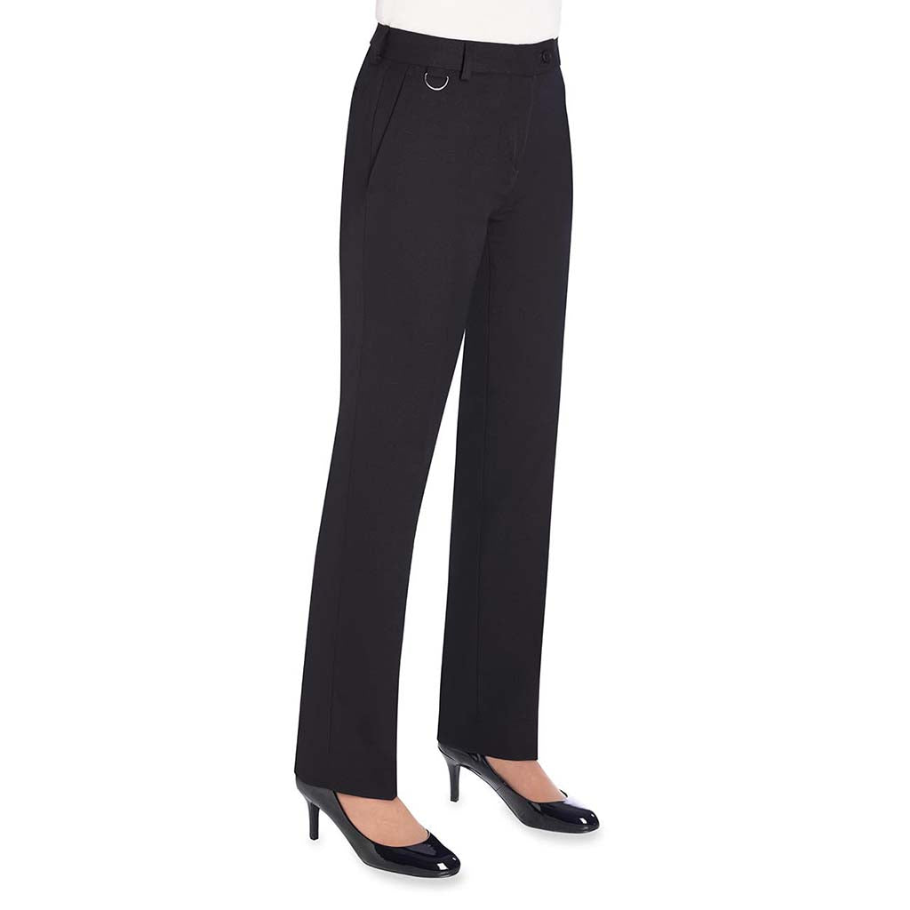 Venus Straight Leg Trouser Navy