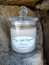 Load image into Gallery viewer, Coconut Scented Soy Candle