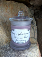Load image into Gallery viewer, Dragons Blood Scented Soy Candle