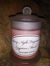 Load image into Gallery viewer, Egyptian Musk Scented Soy Candle
