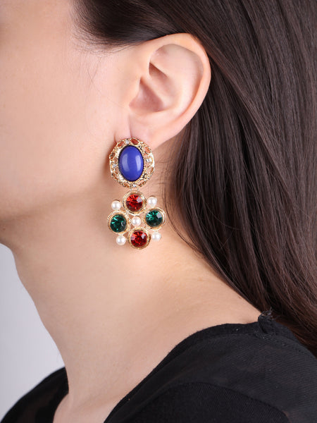 Matador Chandelier Earrings