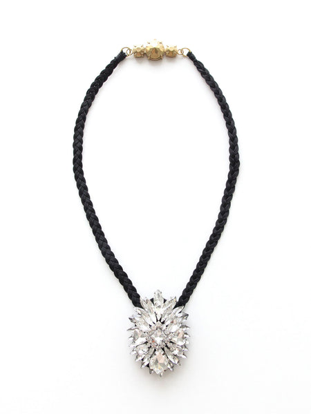 Ashley Necklace - Black