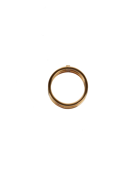 Ladder Ring - Gold