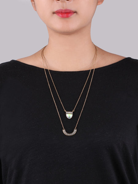 Layered Melur Necklace