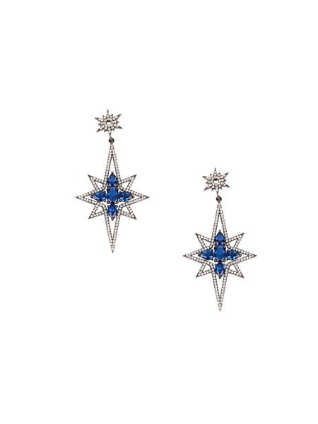 Ice Queen Chandelier Earrings