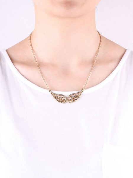 Pretty Wings Necklace