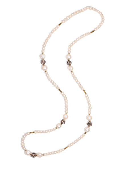 Jaipur Pearl Necklace