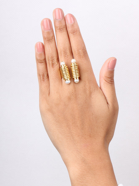 Thebes Ring - Pearl