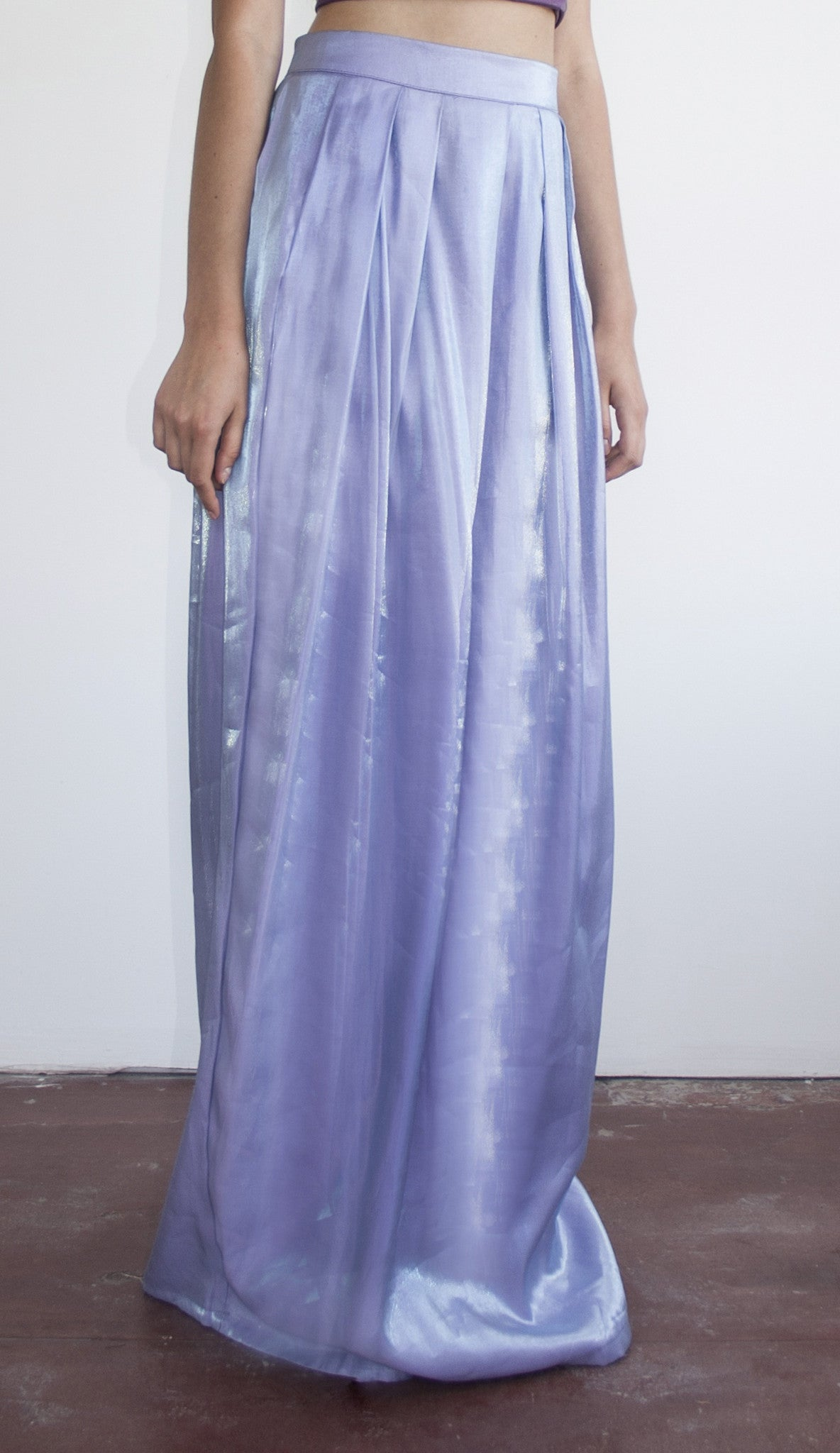 DAY DREAMER MAXI SKIRT - DARK